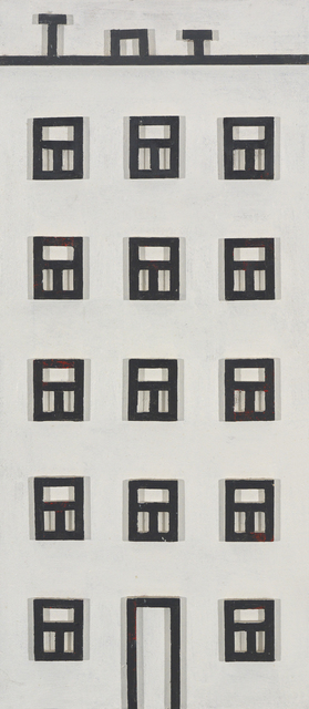 , 'Architecture-8,' 2009, Gallery Fine Art Moscow