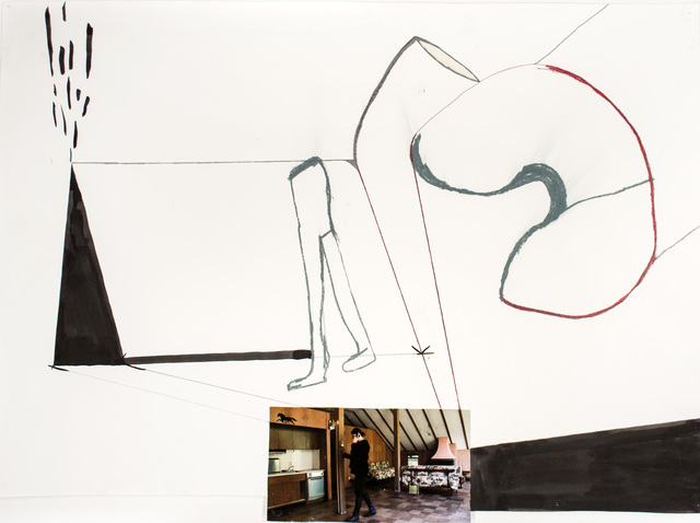 , 'Fetus Need,' 2014, Gaa Gallery