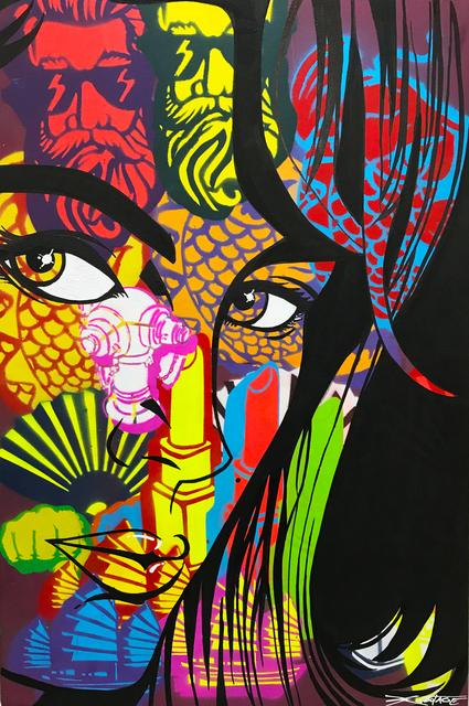 Szabotage, 'Junk Life', 2017, Art Supermarket