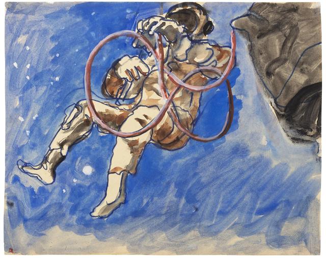 Antonio Berni, 'Sin Título (Apolo 15)', ca. 1972-1973, Cosmocosa