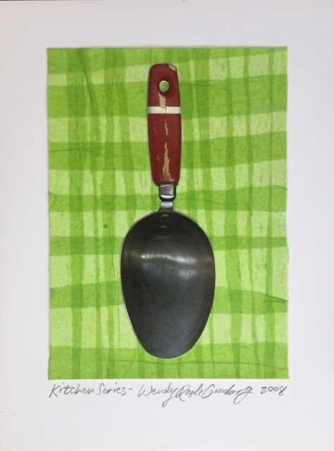 , 'Kitchen Series II,' 2008, InLiquid