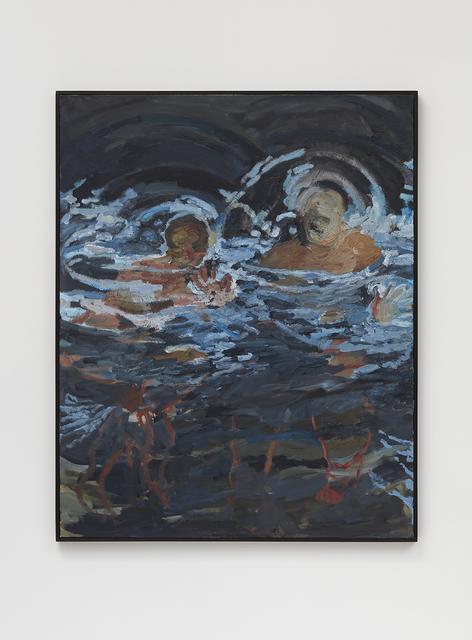 , 'afloat,' 2016, Klowden Mann