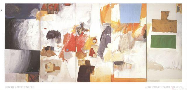 Robert Rauschenberg, 'Ace', 2015, ArtWise