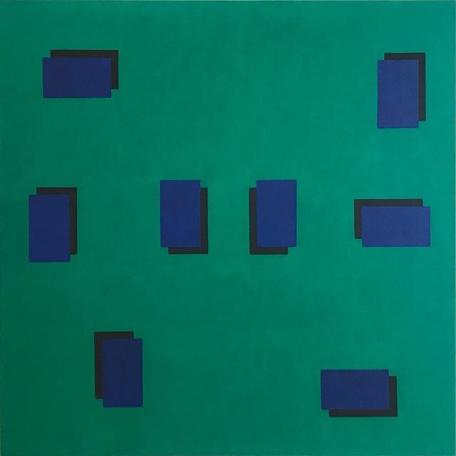 Edith Baumann, 'Random Structure #12', 2018, Telluride Gallery of Fine Art