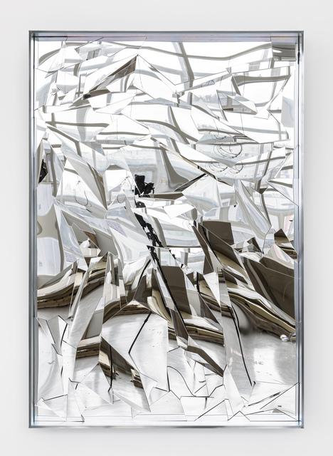 , 'Civitas Solis III10,' 2015, Lehmann Maupin
