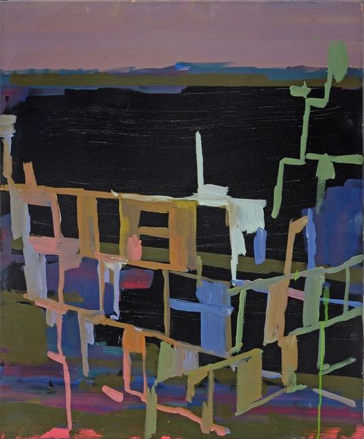 , 'Night Sky,' 2016, Gallery Elena Shchukina