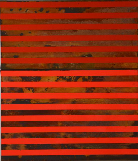 , 'Indiscreta con vermelho, ,' 2016, Diana Lowenstein Gallery