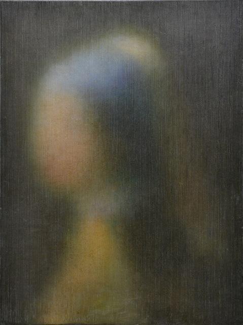 , 'vermeer,' 2017, Galleria Doris Ghetta