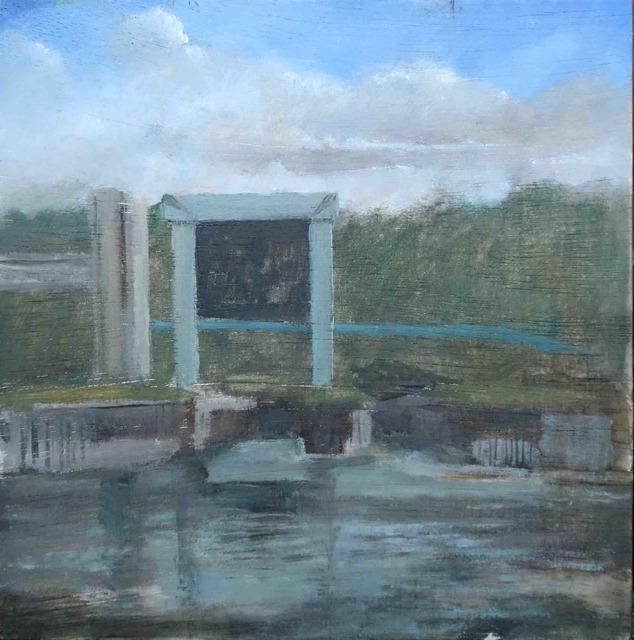 , 'Barrage 1, Mericourt,' 2017, Galerie Pixi - Marie Victoire Poliakoff