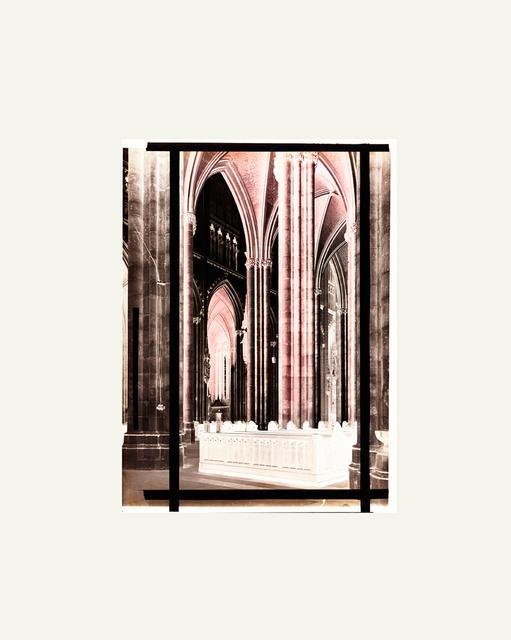 , 'Kölner Dom 1248-1880 I (RB-Archiv Köln c.1920),' 2017, Galeria Senda