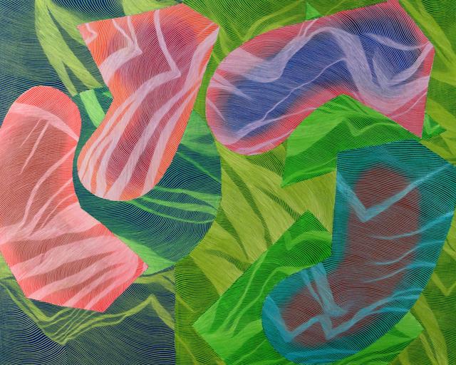 Kizi Spielmann Rose, 'Downward Gulp', 2019, Gallery House