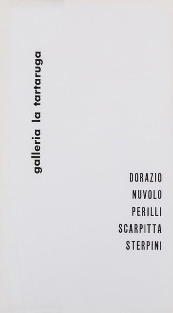 Various Artists, 'Group exhibit', 1957, Finarte