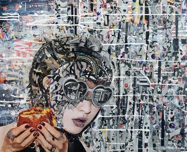 "Katy Hirschfeld, '""Alter Ego 2""', 2015-2017, Parlor Gallery"