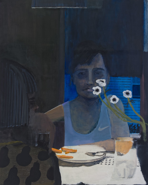 , 'August Night,' 2018, Nancy Margolis Gallery