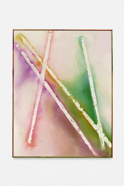 , 'Untitled (Divination painting 2, Pomona, CA.),' 2014, Hannah Hoffman Gallery