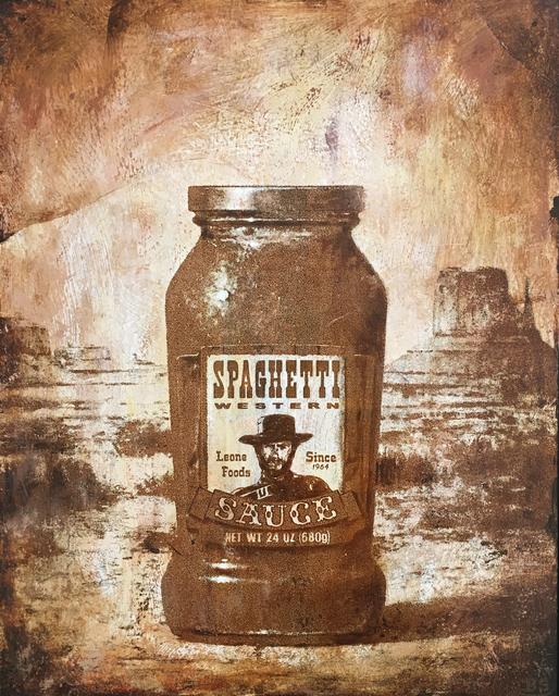 , 'Spaghetti Western: Ochre,' 2014, Modern West Fine Art