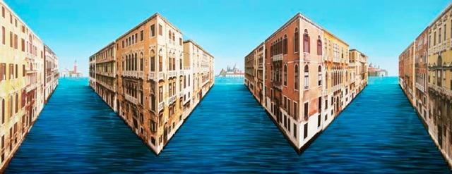 , 'Venetian,' 2012, Hanmi Gallery