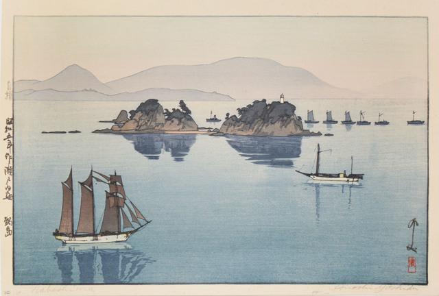 , 'Nabeshima,' 1930, Ronin Gallery