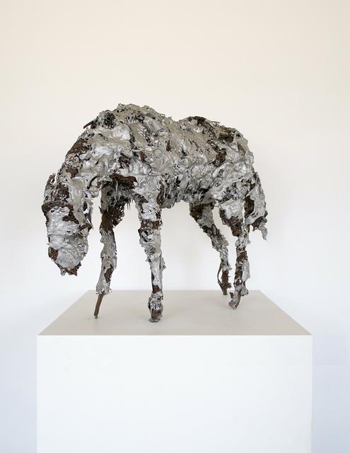 , 'Aluminum Horse #3,' 1981, William Shearburn Gallery