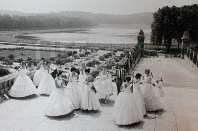 Loomis Dean, 'Gathering for Morning Rehearsal, American Debutante Ball', 1958, Contessa Gallery