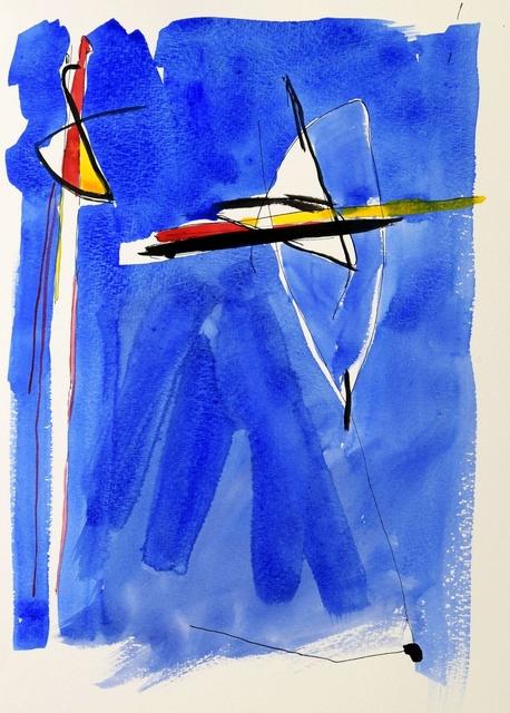 , 'Untitled (Study, Shine A Light),' 2015, Galerie Kornfeld