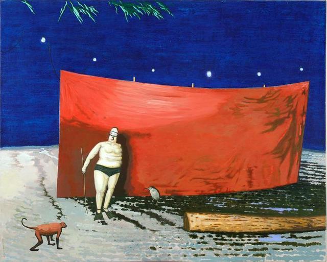 , 'The Sheltered Ocean,' 2009, Powen Gallery