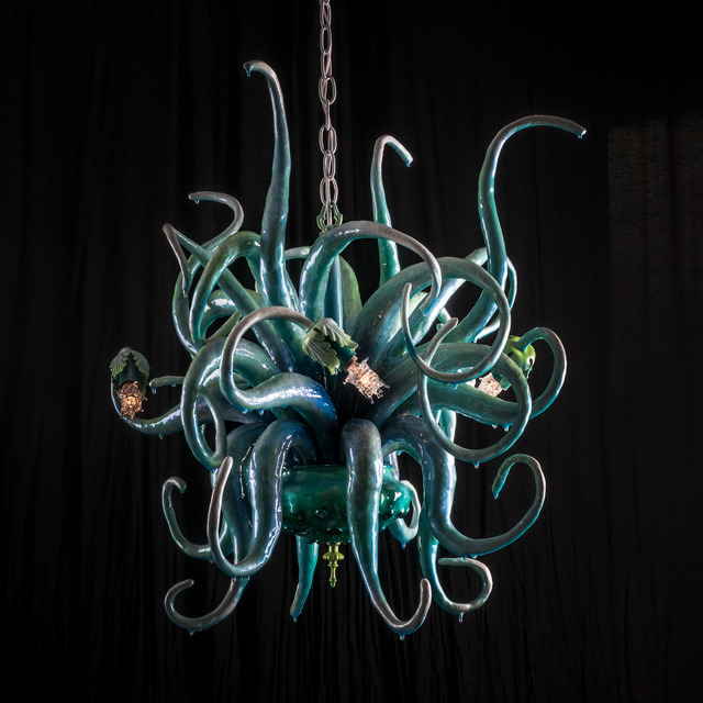 , 'Anemone Chandelier,' 2013, Jonathan LeVine Projects