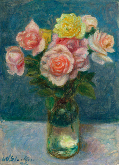 , 'Roses,' 1936, Questroyal Fine Art