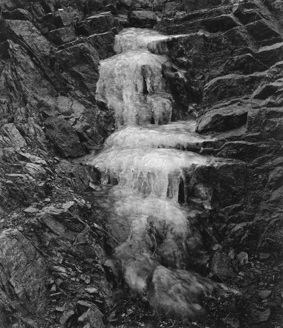 , '冻山泉 Frozen Spring,' 2017 , C14 Gallery