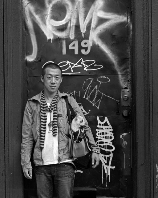 , 'Sungwoo with Bong,' 2016, Soho Photo Gallery