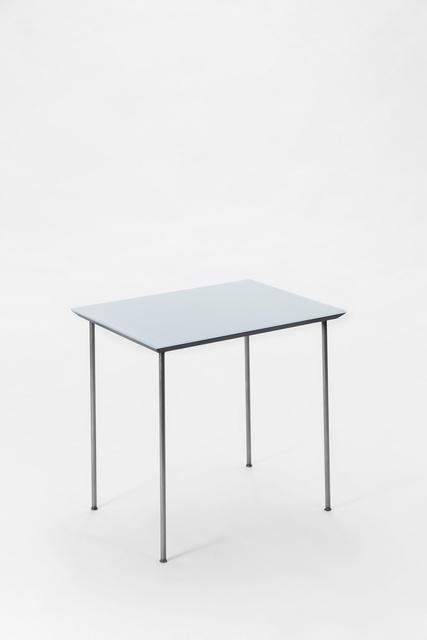 , 'Beistelltisch (blau),' 2004, Galerie Elisabeth & Klaus Thoman