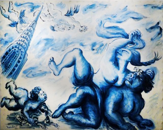 , 'Abduction of Cupita,' 2013, Deborah Colton Gallery