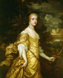 , 'Frances Stuart, Duchess of Richmond (1648-1702) ,' before 1662, Royal Collection Trust