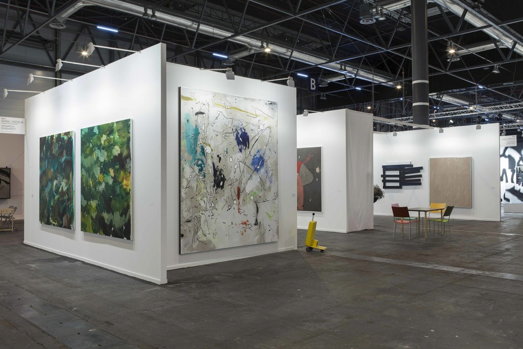 ARCOmadrid 2016 installation view