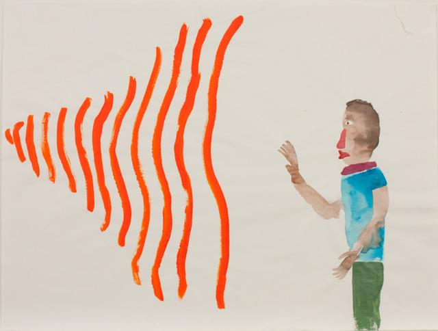Chris Johanson, 'You Feel', 2011, Mitchell-Innes & Nash