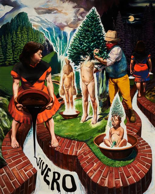 , 'Vivero,' 2017, MAIA Contemporary