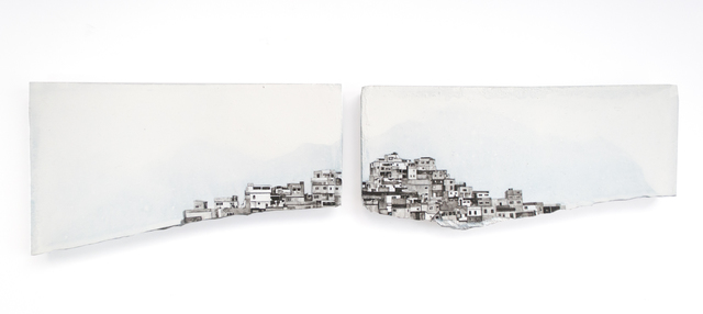 , 'Horizonte 1 / Horizon 1,' 2017, Rincón Projects