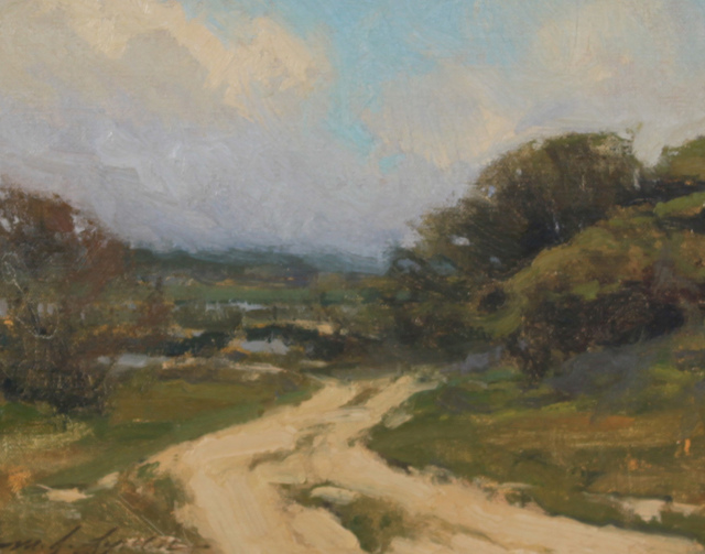 Michael J. Lynch, 'Country Road', Unknown, Painting, Oil on Canvas, Shain Gallery