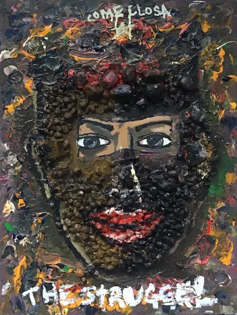 Ernest Rosenberg, 'Black Lives Matter, Self Portrait ', 2008, IAZ Art Gallery