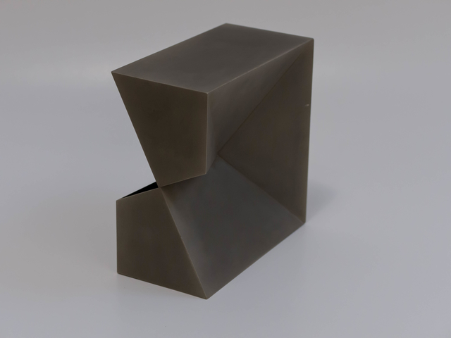 , 'moebius box I,' 1984, Edition & Galerie Hoffmann