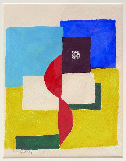 , 'Rythme Colour,' 1958, Nikola Rukaj Gallery