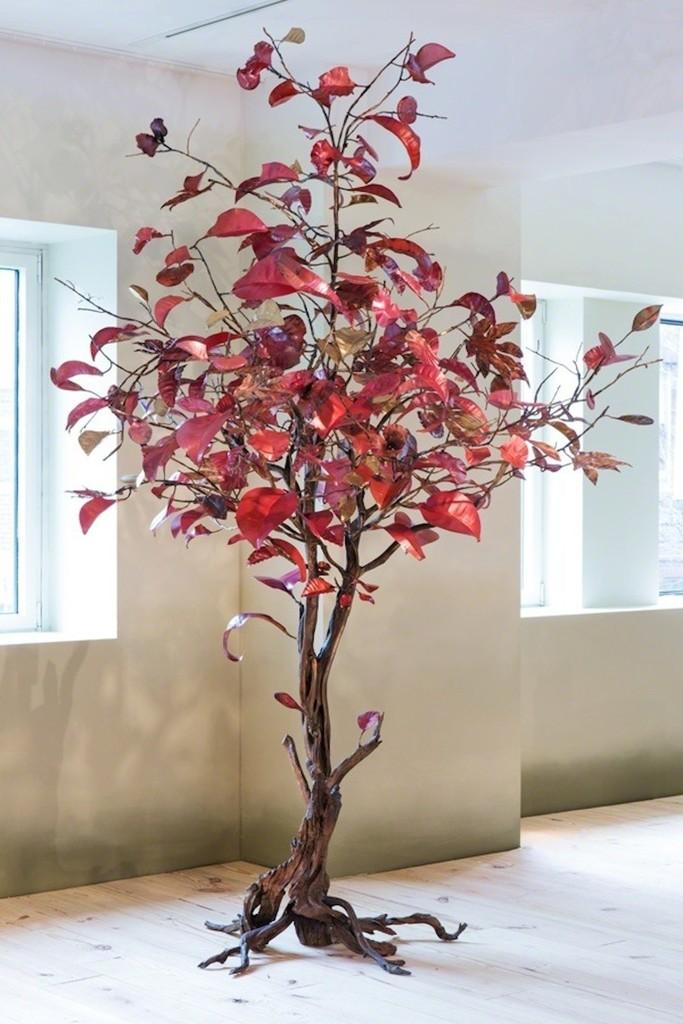 Maria Pergay, 'Bronze Tree,' 2013, Demisch Danant