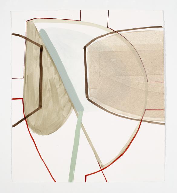 Ky Anderson, 'Warm Structure #12', 2017, Kathryn Markel Fine Arts