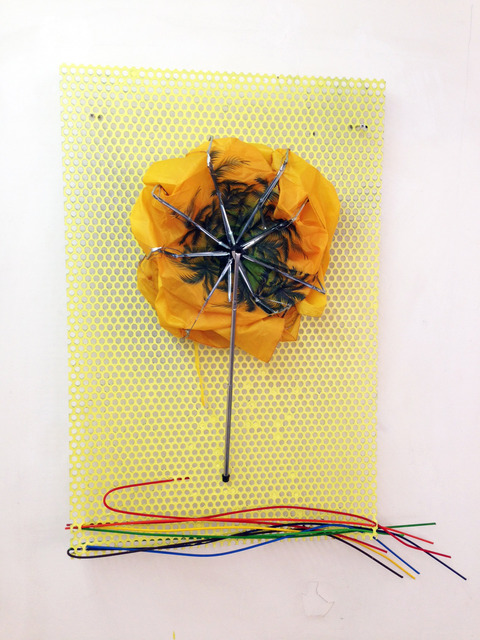 , 'SUNFLOWER,' 2013, Michel Rein Paris/Brussels