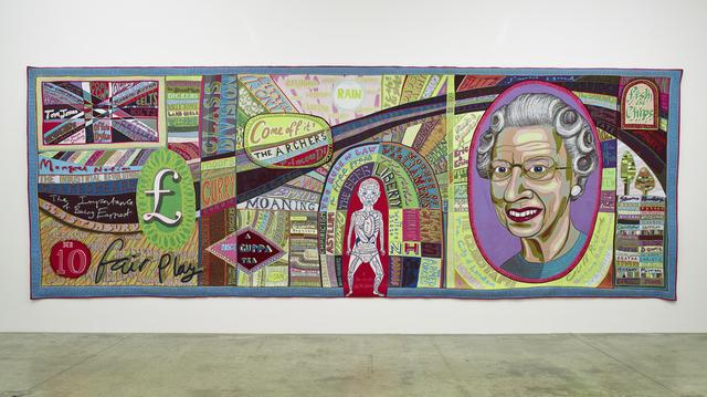 , 'Comfort Blanket,' 2014, Victoria Miro