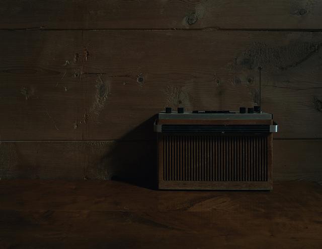 , 'Radio,' 2014, Galerie f5,6