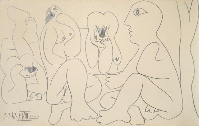 , 'Les déjeuners,' 1961, Studio Guastalla