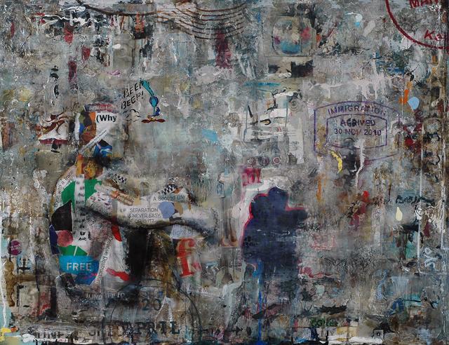 , 'Immigrant No. 5 ,' 2000-2015, Galerie Huit
