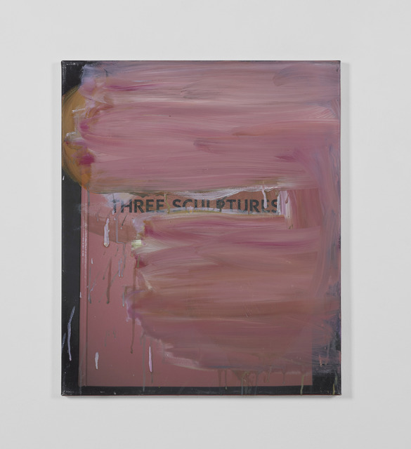 , 'Bookpainting #4,' 2012, Martin Asbæk Gallery