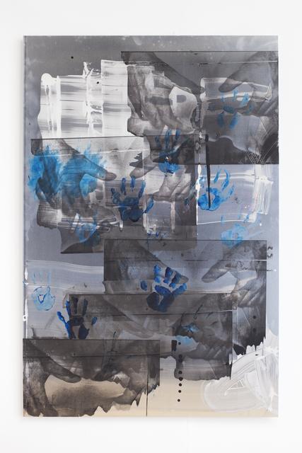 , 'Low Level Lizard,' 2015, Jeanine Hofland